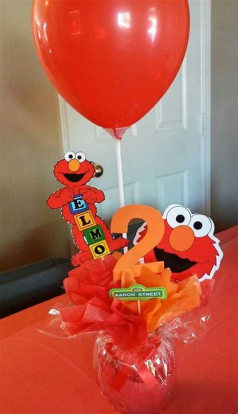best 25 elmo party decorations ideas on pinterest