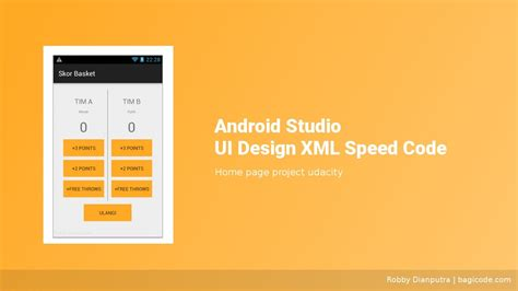 android studio layout youtube final project iak 3 beginner android studio ui design
