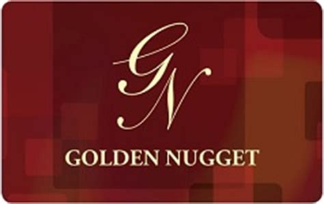 Golden Nugget Gift Card - buy golden nugget gift cards giftcardplace