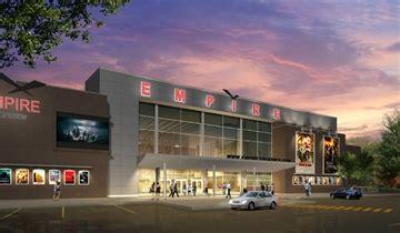 cineplex kitchener empire sells theatre business cinemas in kitchener and