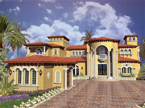 mediterranean style homes mediterranean house plans with swimming pool