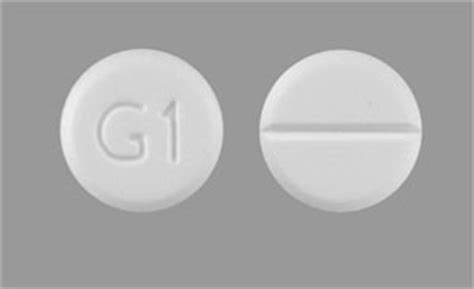 Glycopyrrolate Also Search For G1 Pill Glycopyrrolate 1 Mg