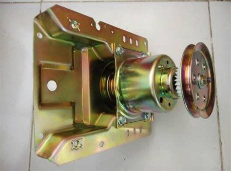 Gearbox Mesin Cuci Sharp 2 Tabung jual gear box mesin cuci auto sanyo sharp bakoel spare part