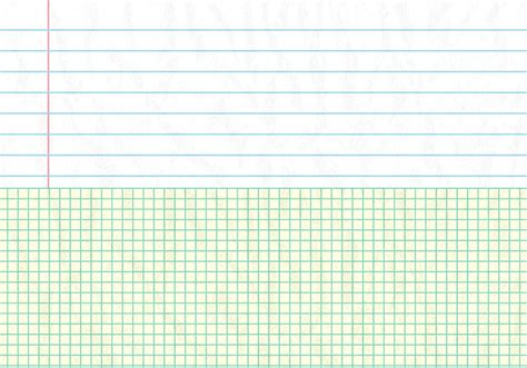 Notebook Paper Background Download Free Vector Art Stock Graphics Images Notebook Paper
