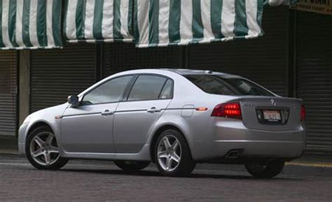 Acura Tl Vs Audi A4 by Car And Driver