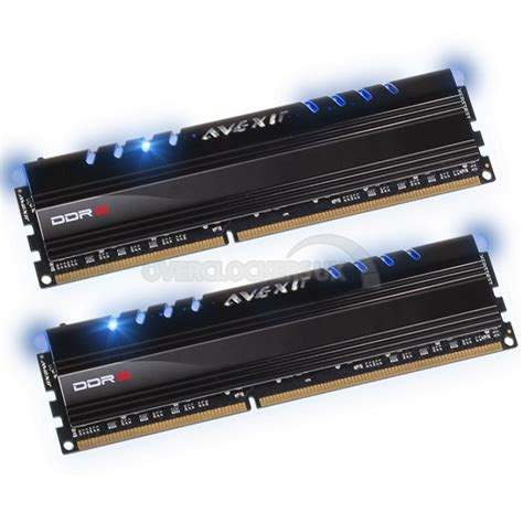 Ram Laptop Ddr3 Dual Channel avexir blue series 16gb 2x8gb ddr3 pc3 ocuk