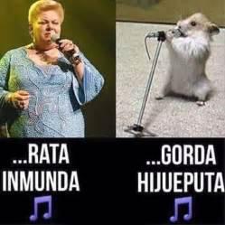 Rata De Dos Patas Meme - las inolvidables frases de paquita la del barrio en memes