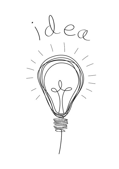 doodle of light the key to start up success great ideas