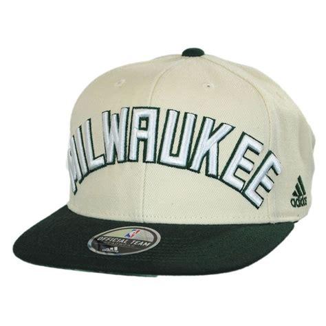 Snapback Adidas Baseball mitchell ness milwaukee bucks nba adidas on court snapback baseball cap nba basketball caps