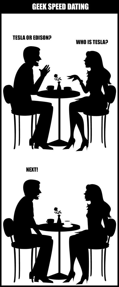 Geek Speed Dating Meme - geek speed dating geek humor pinterest dating humor