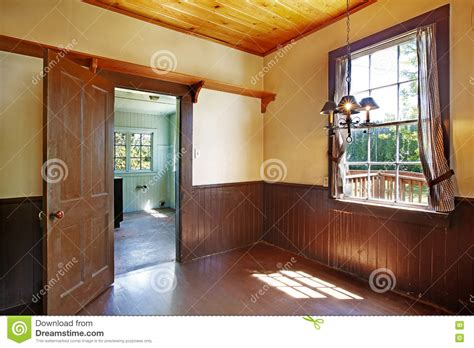 brown yellow walls antique kitchen room interior with yellow walls and brown