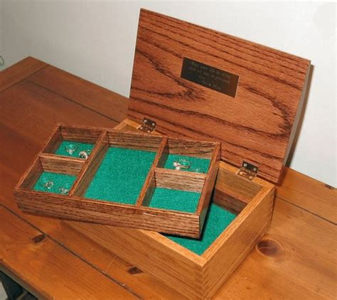 make a wooden jewelry box best 25 jewelry box plans ideas on wooden box