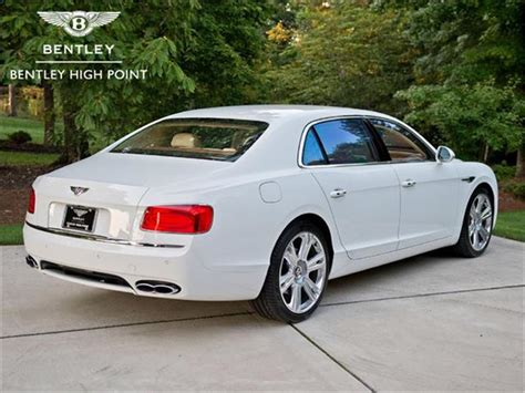 bentley white 2015 2015 bentley flying spur v8 for sale gc 6678 gocars