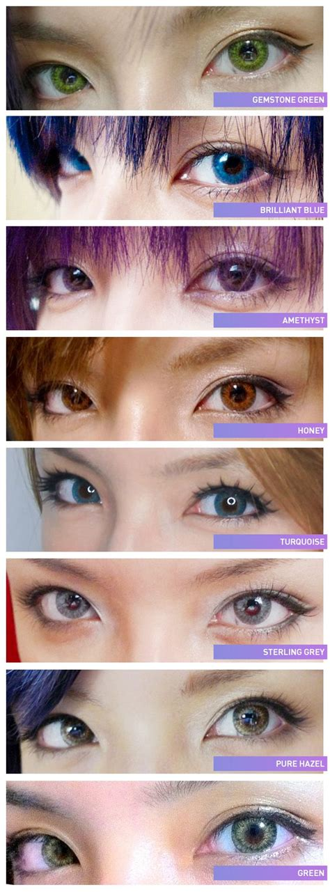 contacts for light eyes 258 best images about freshlook colorblends colored