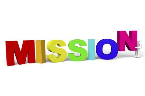 missions of mission matters dr w mackey