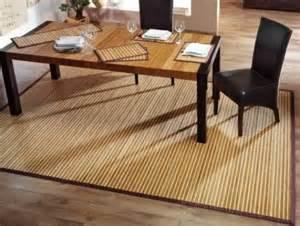 bambus teppich bambusteppich 8mm breite stbe bambusteppich
