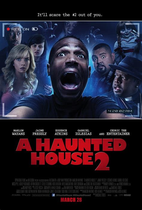 movie about haunted house a haunted house 2 2014 movie trailer release date cast plot