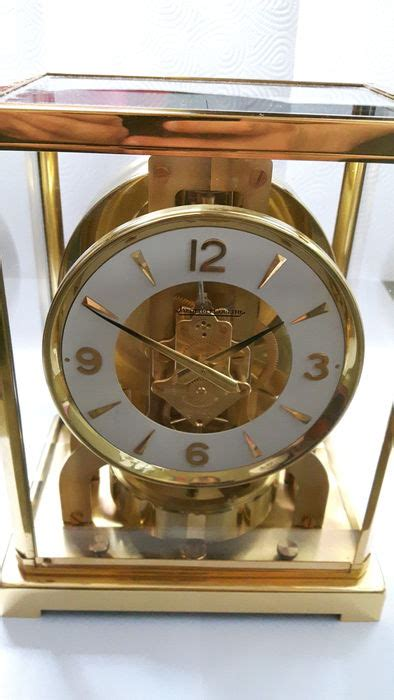 jaeger lecoultre table clock jaeger lecoultre atmos table clock 1960s catawiki
