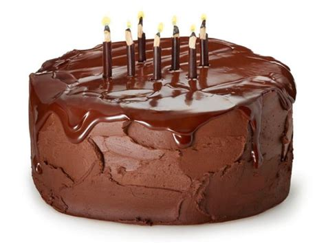 Brown Cake Diameter 20 food network magazine s birthday cakes recipes dinners