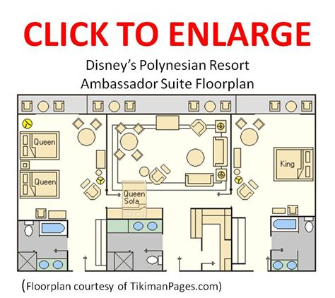 Disney All Suite Floor Plan - introduction to the comfortable guide to walt disney world