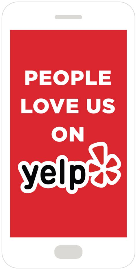Find On Yelp Us On Yelp Yelp