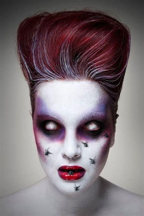 imagenes halloween para la cara 15 ideas creativas de maquillaje para halloween