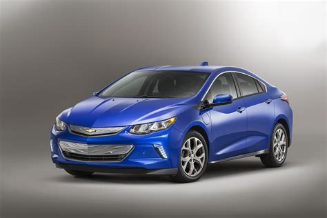 2016 Chevy Volt by 2016 Chevrolet Volt Pricing Announced