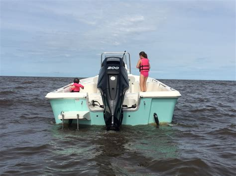 are bulls bay boats good 2200 bulls bay with 200 verado review and performance