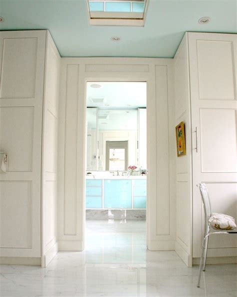 blue bathroom ceiling the shocking truth about your ceilings maria killam