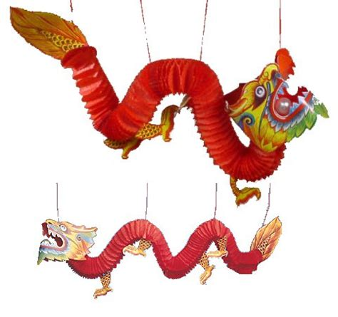 Dragon Decorations Chinese New Year Holidays And Notable Events Gifts