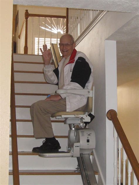 Stairs Chair Lift by Chicago Stair Lift Deals