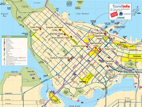 vancouver usa map vancouver columbia imr reisen ihr experte fuer