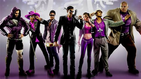 sanits row 4 saints row iv gat out of hell launch trailer irbgamer