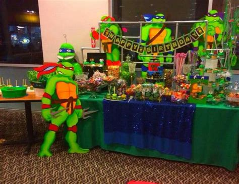 153 best teenage mutant ninja turtles theme party images
