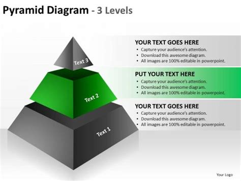 Powerpoint Slide Designs Growth Pyramid Diagram Ppt Template Powerpoint Templates Powerpoint Pyramid Template