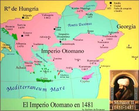 imperio otomano mapa mapa el imperio otomano en 1481