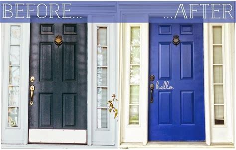 Brass Kick Plate For Front Door Tutorial How To Remove A Brass Kick Plate And Make Your Front Door A Statement The