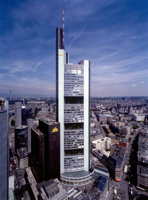commerz bank de five of the most iconic skyscrapers in the world