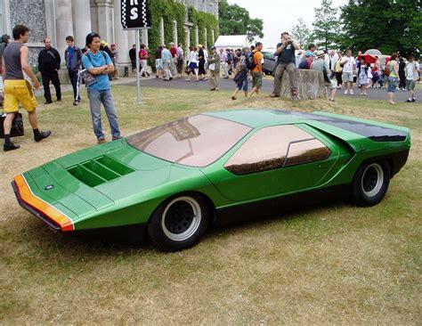 alfa romeo carabo kit car 1970s supercars alfa romeo carabo