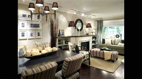 living  dining room ideas youtube