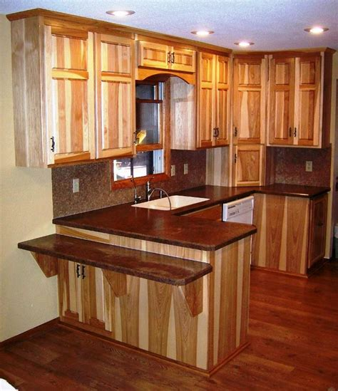 Hickory Kitchen Cabinets Lowes by Hickory Kitchen Cabinets Lowes Wow