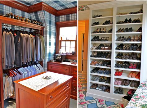His And Closet by Living With Color In Connecticut Part Ii