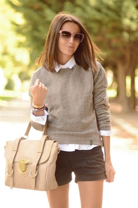 Style Ideas How To Wear The Layered Look And Not Look Larger Than Second City Style Fashion by 101 Preppy For