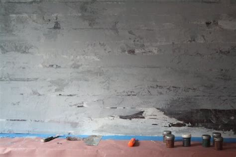 painting on concrete wall exceptional paint for concrete walls 14 faux concrete