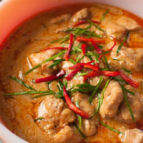 thai panang curry recipe vegetarian panang curry recipe dishmaps
