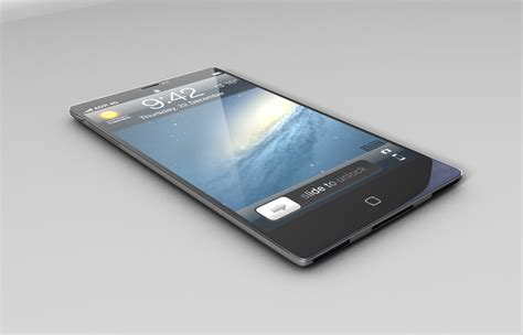 iphone 5 plus apple iphone 5 plus concept shelby white the of artist visual designer and