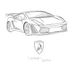Drawing Of Lamborghini Gallardo Lamborghini Gallardo Drawing The5thguardian 169 2016 Oct