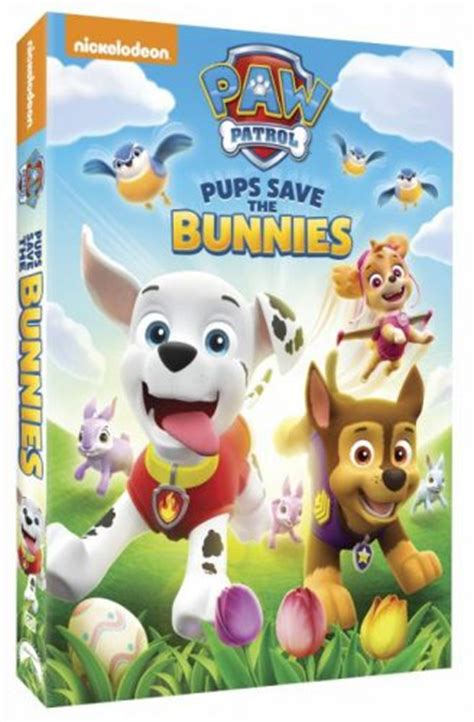 count on the easter pups paw patrol books paw patrol pups save the bunnies mrs kathy king