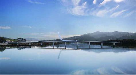 hatea crossing  zealand bridge  architect