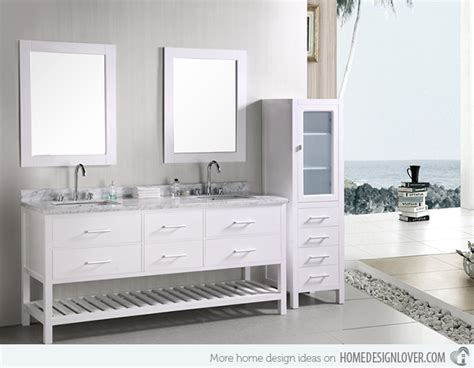 modern double sink bathroom vanities 15 modern double sink bathroom vanity sets decoration